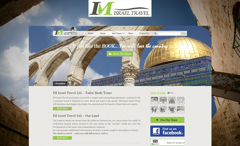 I.M Israel Travel